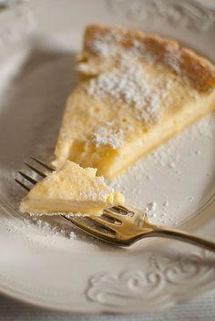 Lemon Custard Tart
