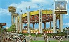 new york worlds fair 1964 exhibits - this one is still standing