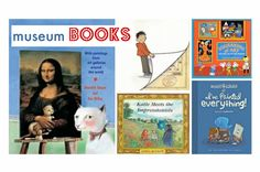 Museum picture books. Repinned by SOS Inc. Resources.  Follow all our boards at http://pinterest.com/sostherapy  for therapy resources.