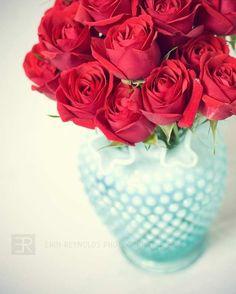 red ♥ aqua