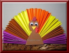 Folding Turkeys