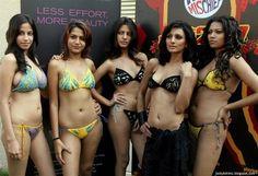 Beautiful Indian Desi Bikini Girls Group Photo indian bikini, bikini girl, bikini bbes, desi bikini