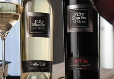 Fifty Shades of Grey wines are ready to dominate the market