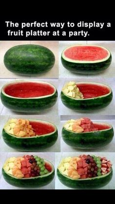 fruit tray ideas, fruit trays ideas