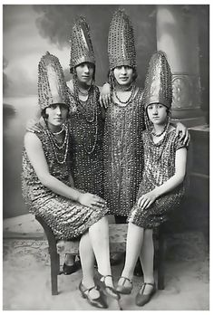 Pickled Coneheads.