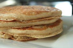 dinner, clean eat, food, protein pancakes, pancake meals, whole wheat yogurt pancakes