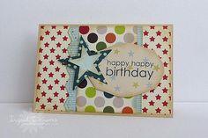 happy birthdays, paper, happi happi, danver card, card map, happi birthday, bright colors