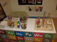 Another great example of building a playroom over time. #PlayAtHomeMom