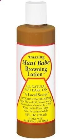 My tanning secret weapon, I LIVE with this stuff on all summer  an hour in the sun  youre golden!