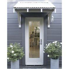farmhouse modern, doorway