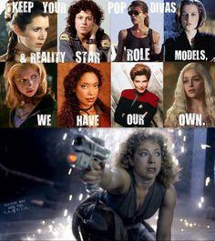 The fandom women