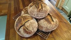 Sawbo Sours ready to be picked up from my kitchen Microbakery.
