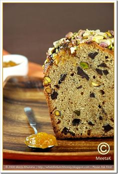 Spiced Chocolate and Orange Bread