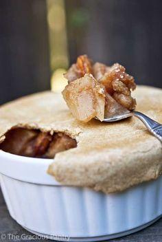Clean Eating Apple Pot Pie