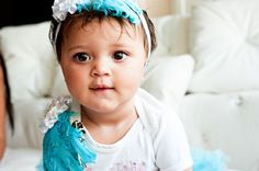 How can you resist Hyrah's gorgeous face? #baby #eyes