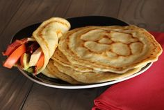 Paleo & Gluten-Free Tortillas Recipe #PaleoNewbie