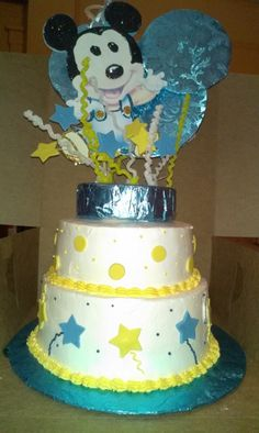 mickey mouse baby shower cake more shower ideas baby shower cakes