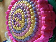 Peep cake !
