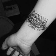 Pride and Prejudice tattoo
