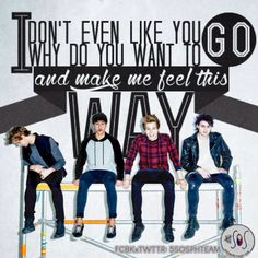 This was my motto when I found 5sos