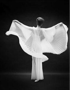 vaniti, photograph, vanity fair, dress, vintage vanity, white, fashion editorials, butterfly wings, vintage girls