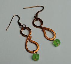 Dangle Earrings Copp