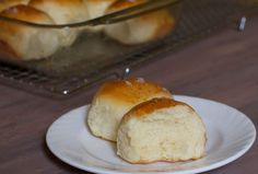 Buttery Make-Ahead Dinner Rolls | The Baker Chick