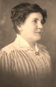 Laura Ingalls Wilder, undated photo.