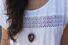 Walnut Necklace