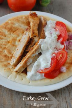 turkey gyros - NoBig