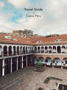 Cusco Peru Travel Guide - Green Wedding Shoes