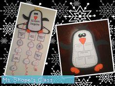 Ms. Shope's Class: Winter Fun Craftivities