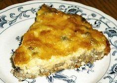 CHEESEBURGER QUICHE - Linda's Low Carb Menus & Recipes