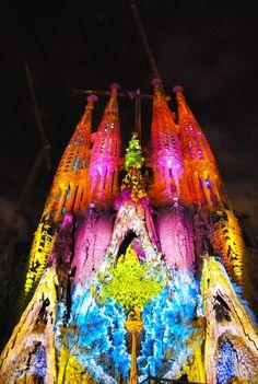 La Mercè Festival, Barcelona - 20-24 September