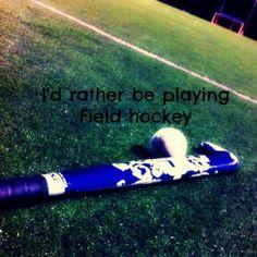Field Hockey <3