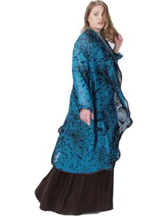 Plus Size Special Occasion Coat Paisley Silk Velvet Turquoise Chocolate   #PeggyLutzPlus #PlusSize #plussizestyle  #plussizeclothing  #plussizefashion  #womenstyle #womanstyle #womanfashion #holidaysale  #holidayfashion #holidaystyle #fallstyle #fallfashion #couture #made-to-order #motherofgroom #style #shopthelook #ShopStyle #fashionstyle #plusstyle #plusstyles