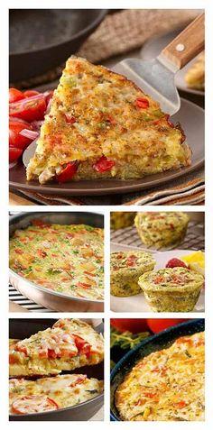 Top 5 Egg Frittatas