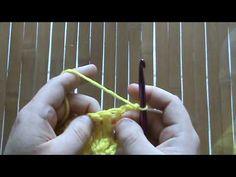 Crochet Waffle Stitch Part 3