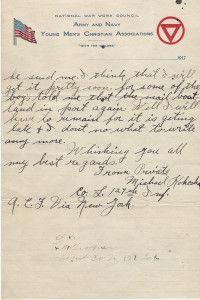 Military Memories Blog Post: May 17 – Communication #genealogy #familyhistory #militarymemories