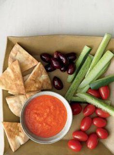 7 healthy snack ideas