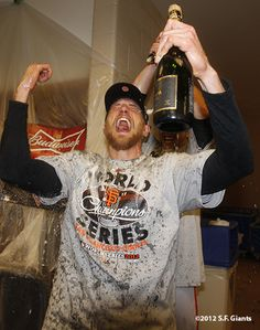 Hunter Pence - SF Giants Photos