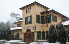Ristorante Caterina de' Medici I The Culinary Institute of America