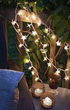 Summer Entertaining: 10 String Light DIYs