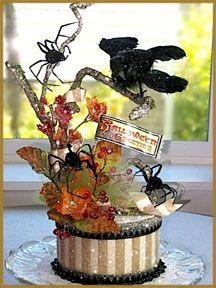 Love Patricia's Halloween boxes.