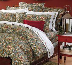 Boxwood Berry Cotton Sateen Flat Sheet-CuddleDown