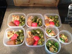 Clean Eating Meal Prep, Jamie Eason 12 week Live Fit Challenge #foodprep #eatclean #cleaneating #mealprep #healthy #recipes