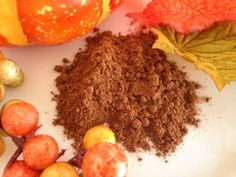 Make your own Autumn Spice Mix - use it in your apple or pumpkin pies, lattes, cakes, or anything that needs a taste of Fall