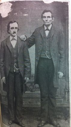 Lincoln and Poe