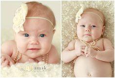 3 month baby girl photos