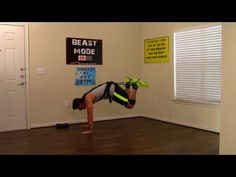 The 20 minute assassin cardio training will leave you dripping in sweat. This aerobic workout utilizes optional dumbbells and a total body r...